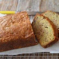 Banana Zucchini Bread - already adjusted for high altitude