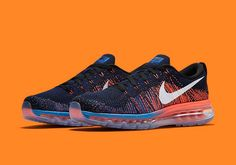 #sneakers #news  This New Nike Flyknit Air Max Seems To Have New York Sports Fans In Mind
