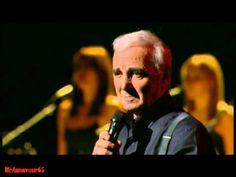 Charles Aznavour chante Mes emmerdes - 2004