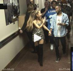 Ariana Grande and Big Sean Are Dating - MTV VMAs 2014