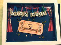 Bioscoop ticket