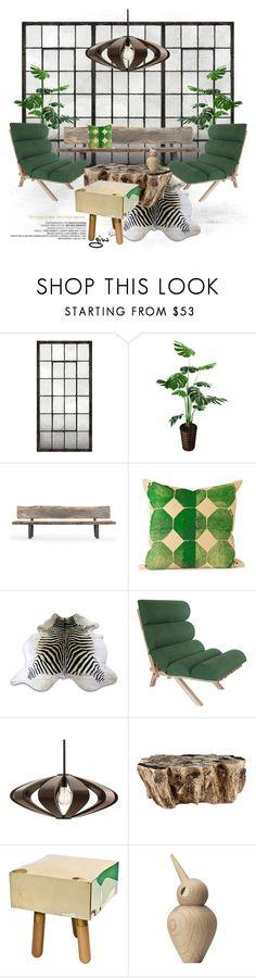 """go green..."" by ian-giw ❤ liked on Polyvore featuring interior, interiors, interior design, home, home decor, interior decorating, Arteriors, Edizione Limitata, ArchitectMade and modern"