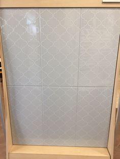 Accent Wall Showscape Brushstroke Daltile Ceramic