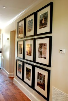 floor to ceiling grid frames
