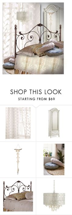 """Bohemian Decor"" by erina-i ❤ liked on Polyvore featuring interior, interiors, interior design, home, home decor, interior decorating, Sweet Dreams, Magical Thinking, Aynsley and Pier 1 Imports"