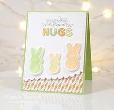 Simon Says Stamp March 2016 Card Kit - Caryn Davies www.glittermesilly.com #SSSFAVE