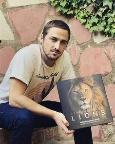 Kendall Schmidt, Lions, Cover, Lion