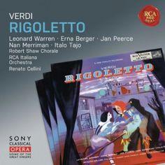 Renato Cellini - Verdi: Rigoletto