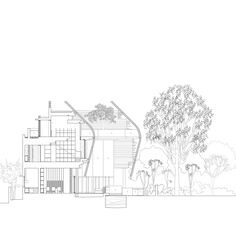 Gallery of Nest House / WOHA - 19