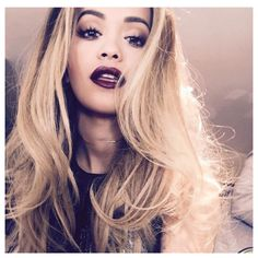 UK songstress Rita Ora has filed a lawsuit against Roc Nation stating due to the label's new projects, attention to her music has not been paid. Rita Ora, Curling, Look 2015, 26 November, Celebrity Beauty, Celebrity Photos, Woman Crush, Hair Goals, Pretty People