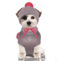 Sweterek i bluza dla psa
