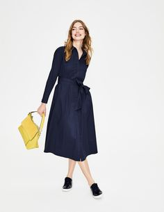 Discover our wide range of dresses for women at Boden, from smart day dresses to partywear. Day Dresses, Dresses For Work, Floral Midi Dress, Shirt Dress, My Style, Shirts, Stuff To Buy, Women, Fashion