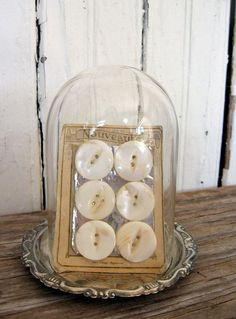 antique buttons