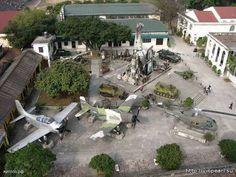 Музей армии, Ханой - Весь Вьетнам - Фотографии Вьетнама - Vietnam-Vinpearl (Винперл)
