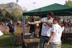 #sport e #salute - Aldo Montano alla quarta tappa di OVS Kids Active Camp, Palermo 12 ottobre