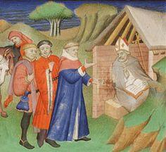 Image of St. Alphege of Canterbury