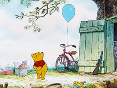 Winnie the Pooh and the Honey Tree: Behind the Very First Winnie the Pooh Film