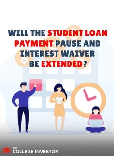 The student loan pause is set to expire on September 30, 2021. Will it be extended? Student Loan Payment, Federal Student Loans, Sallie Mae, Good Study Habits, Student Loan Forgiveness, College Checklist, Debt Repayment, Financial Goals, Make More Money
