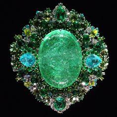 Victoire de Castellane beautiful jewellery for Dior