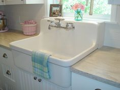 apron sink-this is beautiful!!!!