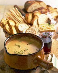 Crab fondue - Brian Hagiwara/Photolibrary/Getty Images