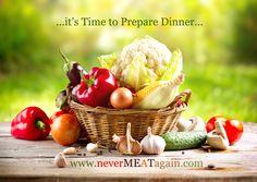www.neverMEATagain.com