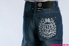 MASS DENIM #pants