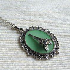 Silver Paris Necklace (Mint) One Size Body Jewelry, Fine Jewelry, Wholesale Jewelry, Bracelets, Necklaces, Mint, Paris, Silver, Stuff To Buy
