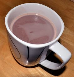Hot Chocolate - Favorite recipes and discoveries on my HCG Journey Hcg Diet Recipes, Low Carb Recipes, Healthy Recipes, Healthy Foods, Healthy Habits, Healthy Weight, Delicious Recipes, Healthy Eating, Chocolate Cream Cheese
