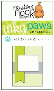 RWKrafts: Newton's Nook Deck the Halls with Inky Paws Blog Hop
