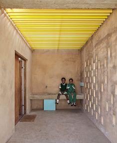 bauen fur orange farm opens the mzamba schools in south africa