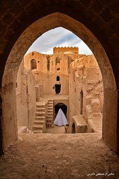 قلعه سر یزد- یزد - مهریز- روستای سر یزد