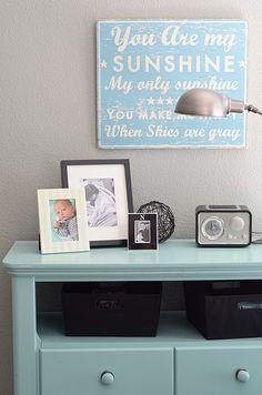 baby room by croskelley, via Flickr