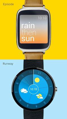ustwo Smart Watch Faces- screenshot