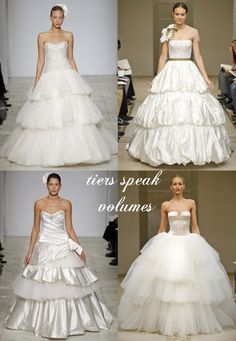 Hoop Skirt Wedding Dress Before And After