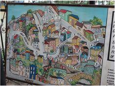 Valparaiso, Chile's Museo a Cielo Abierto http://solotravelerblog.com/colorful-valparaiso-chile/#