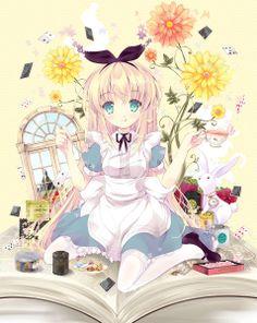 紅茶の国のアリス