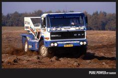 DAF Turbo Twin rally Parijs Dakar 1995