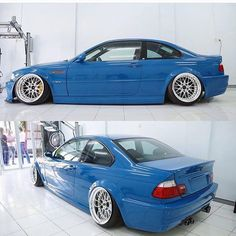 Too good..... #BMW #E46M3 #M3 #slammed #slammedenuff #slammedsociety #LSB #lagunasecablue #bagged #aired #air #layed #laid #layedout by felixdacat1986