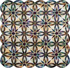 """This is my """"favorite"""" quilt right now. Bought the pattern but have never done paper piecing before. Still alittle  intimidated."""