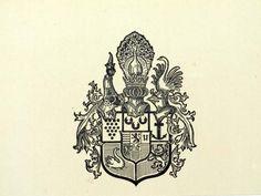 Wappen von Tecklenburg / Coat of Arms von Tecklenburg