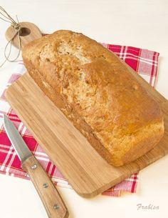 La cocina de Frabisa: Pan de molde de miel y harina integral. MANUAL y THERMOMIX. Receta
