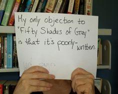 Librarian Shaming .. 50 shades problems