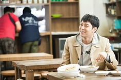 More stills of Yoochun in The Girl Who Sees Smells.
