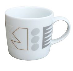 White Noise Mug