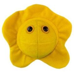 Giant Microbes Herpes (Herpes Simplex Virus 2) #plush #want