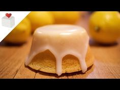 Bizcochitos de Limón | Recetas de repostería por Azúcar con Amor - YouTube