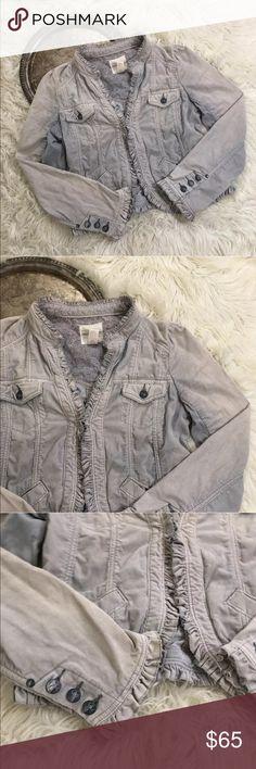 """Anthro Idra Corduroy Jacket Anthropologie Idra jacket, women's size 10.    bust 38"""" length 22"""" Anthropologie Jackets & Coats"""