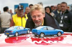 Chris Bangle at the Fiat Coupe 20th anniversary celebration in Turin (2014)