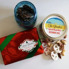 Beautiful #canning and #gift labels for special gifts